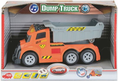 Dickie Action Series Dump Truck