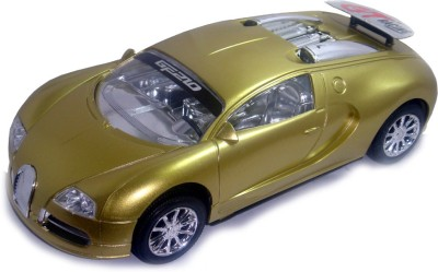 Toyzstation Racing Car Friction Powered With Light