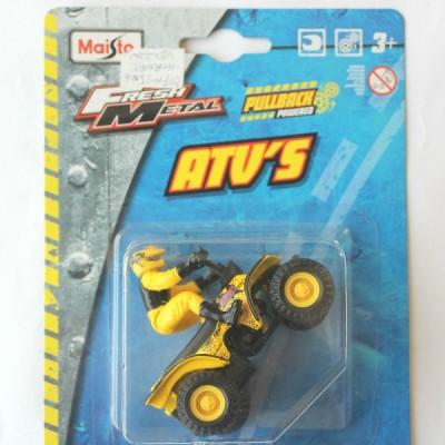 Maisto Fresh Metal ATV Hornet 350