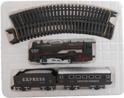 SMT Black Battery Operated Train