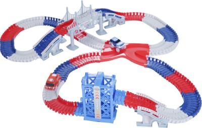 Maxtrax Metro City - 240 Track Pieces
