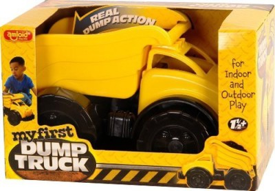 Amloid My First Boxed Dump Truckcolors May Vary