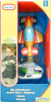 Little Tikes Big Adventures Action Fliers Airplanes