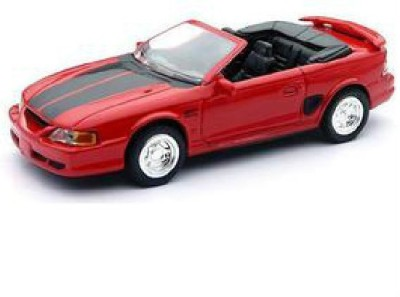 NewRay New-Ray 1994 Ford Mustang GT Convertible Die-cast Toy Model Car