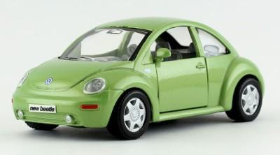 Maisto Power Kruzerz Pull Back Action VolksWagen New Beetle