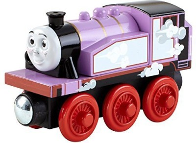 Fisher-Price Thomas Wooden Railway Set, Roll and Whistle Rosie