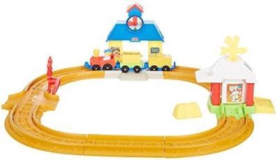 Fisher-Price Little People Connect N Play Railway Wheelies
