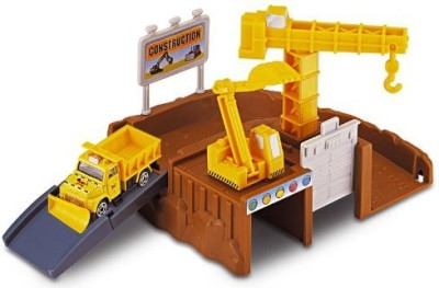 Dyna City Construction Site Playset