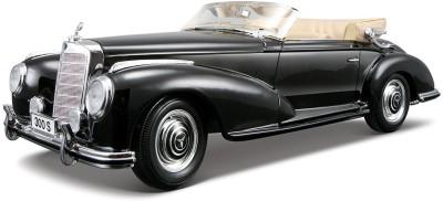 Maisto 1955 Mercedes Benz 300S Diecast Scale Model Car
