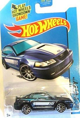Mattel Hw City 1999 Ford Mustang