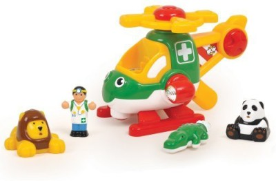 WoW Harry Copter,S Animal Rescue Holiday & Adventure (5 Piece