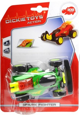 Dickie Manual Spark Fighter,13 Cm
