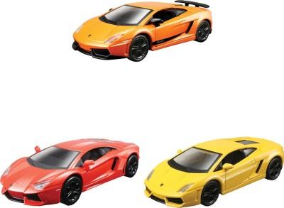 Maisto Lamborghini Collection Aventador LP 700-4, Gallardo LP 560-4, Gallardo LP 570-4 Superleggera