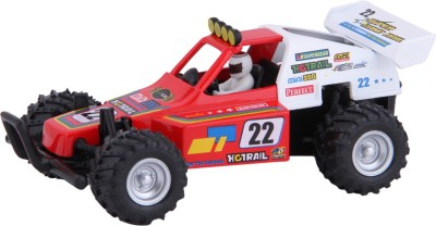 Baby Steps Kinsmart Die-Cast Metal Turbo Buggy