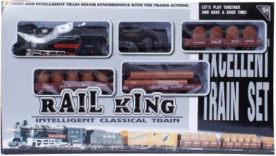 Buds N Blossoms Rail King Intelligent Classical Train