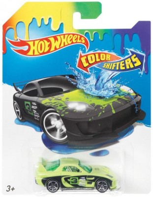 HotWheels Color Shifters 24/Seven