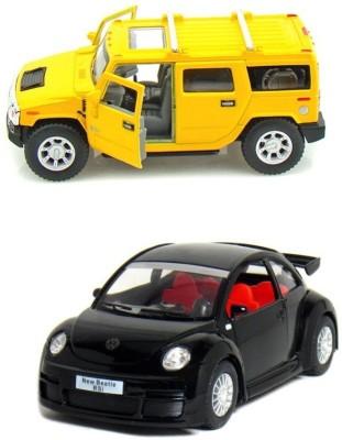 Kinsmart Hummer And New Beetle Rsi