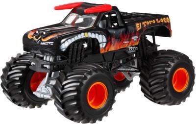 Hot Wheels Monster Jam El Toro Loco