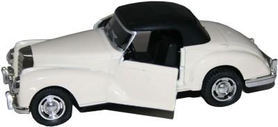 Adraxx 1:32 Scale Die Cast Metal Pullback Buick Model Toy Car