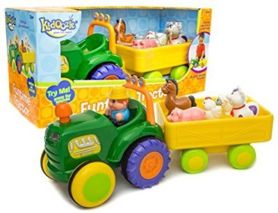 i play. Kidoozie Funtime Tractor