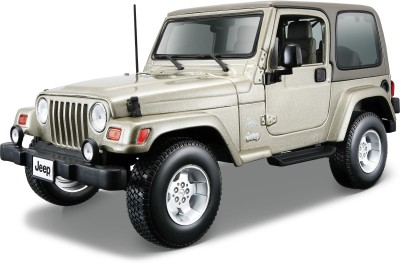 Bburago Jeep Wrangler Sahara
