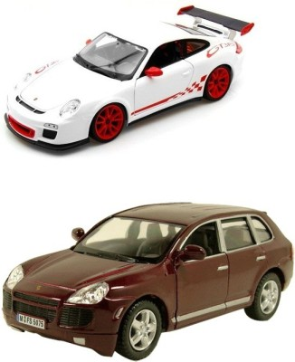 i-gadgets Kinmsart Porsche GT3 And Cayenne Turbo