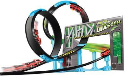 Bburago Go Gears Rollin Coaster Highway Playset