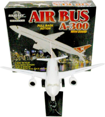 Speedage Air Bus A-300 Pull Back