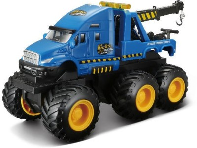 Maisto Builder Zone Quarry Monsters Tow Truck