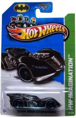 Hot Wheels 2013 Hw Imagination Batman Arkham Asylum Batmobile