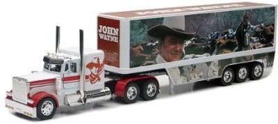 NewRay John Wayne Peterbilt Die Cast Semitruck Tractor