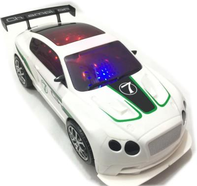 Bento 3D Light Music Action