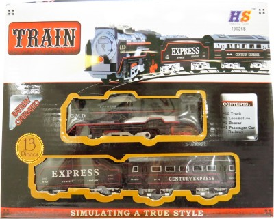 Shivalik Battery Operated Train Set 13 pcs
