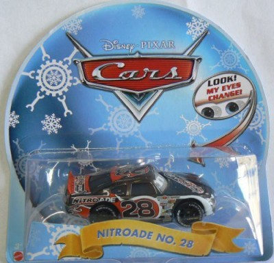 Unknown Disney Pixar Cars Winter 2013 Nitroade No 28