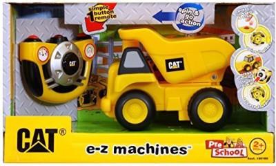 Dubblebla Cat Ez Machines Remote Controled Dump Truck Model 80180