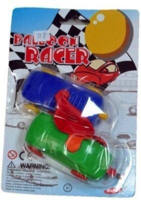 E,Shop Balloon Racer car