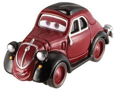 Disney Pixar Cars Festival Italiano Die-Cast Uncle Topolino
