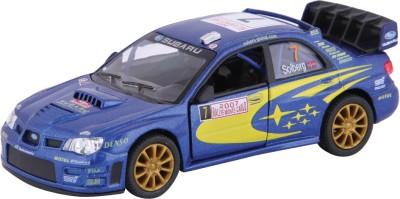 Baby Steps Kinsmart Die-Cast Metal Subaru Impreza WRC 2007 Sports