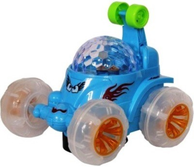 Turban Toys 360 Degree Rotating Dancing Car with Music & Sound