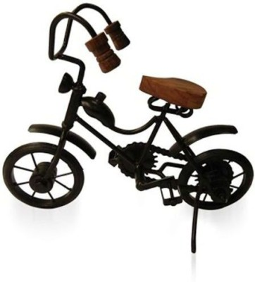 Onlineshoppee Cycle Antique toy(Black)