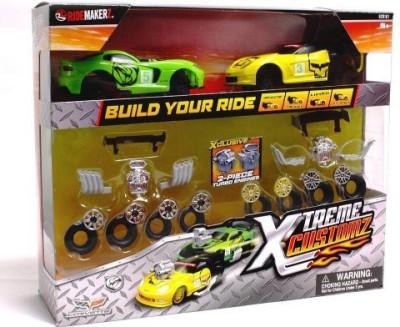 RIDEMAKERZ Xtreme Customz Authentic Swap Set 2 Pack Corvette/Viper