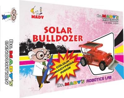 Dr. Mady Solar Bulldozer