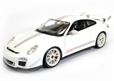 Bburago Porsche 911 GT3 RS 4.0 Turbo 1:18 Diecast Scale Model Car