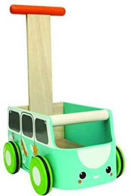 Plan Toys Van Walker, Blue