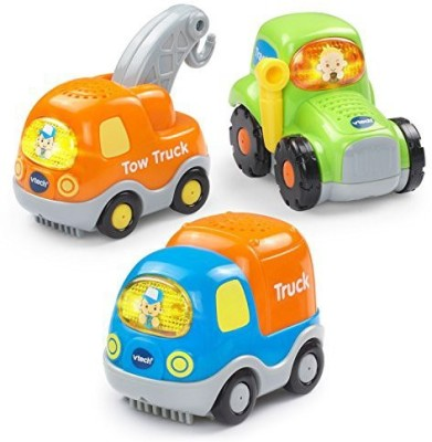 VTech Go Go Smart Wheels Heavy Duty3Pack
