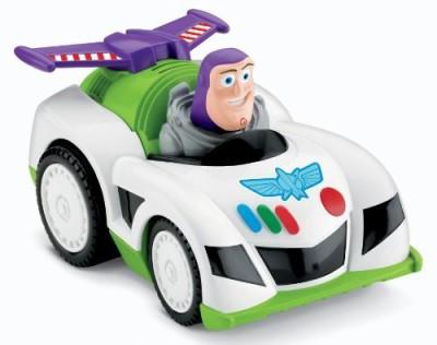 Fisher-Price Shake ,N Go Disney/Pixar Story 3 Buzz And Race Car