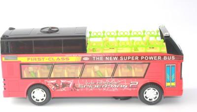 Cuddles Super Power Bus