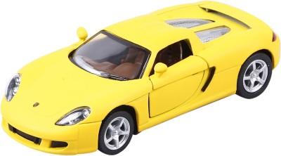 BRECKEN PAUL Baby Steps | Kinsmart Matte Porsche Yellow