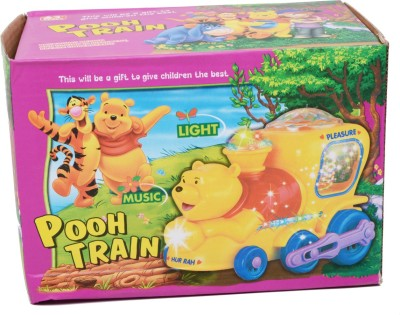1st Home Pooh Train Engine