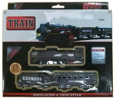Rahul Toys Battery Operated Train With Head Light